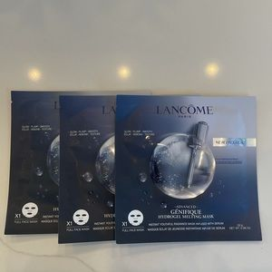 Lancôme face masks